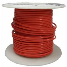 Cable Teflon 18AWG 1000V Rojo